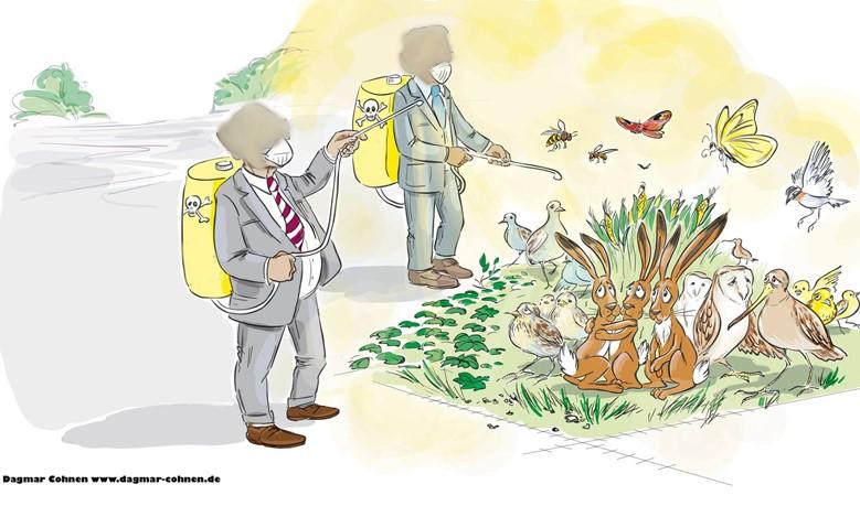 pestisit biyoçeşitlilik
